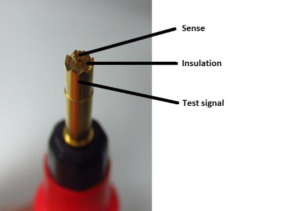 Test probe details